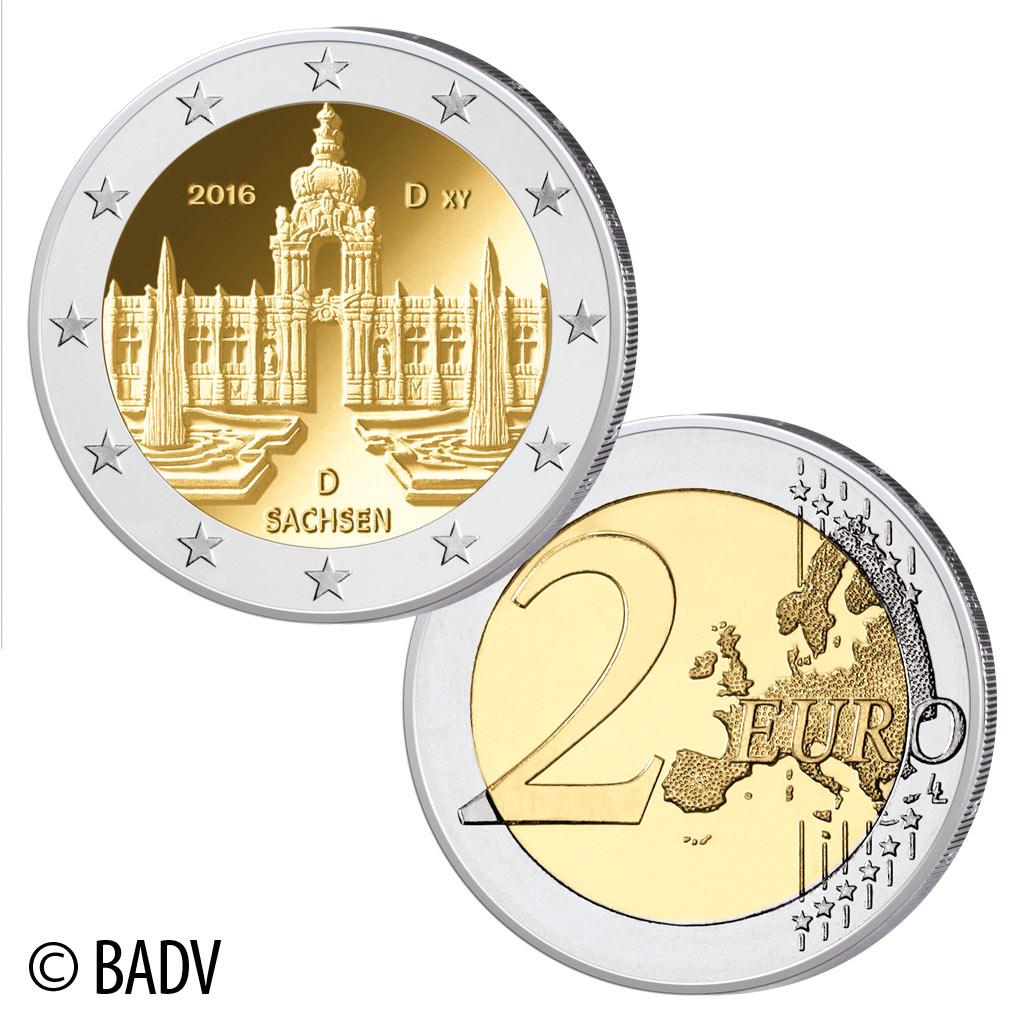 Deutschlands Gedenkmünzen 2016 Themen Motive Ausgabetermine