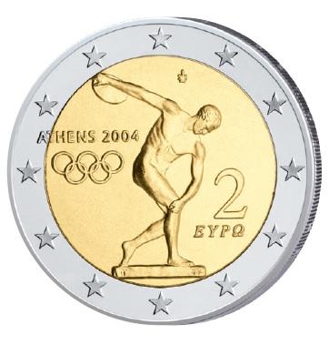 2 Euro Sondermünze Primus Münzen Blog