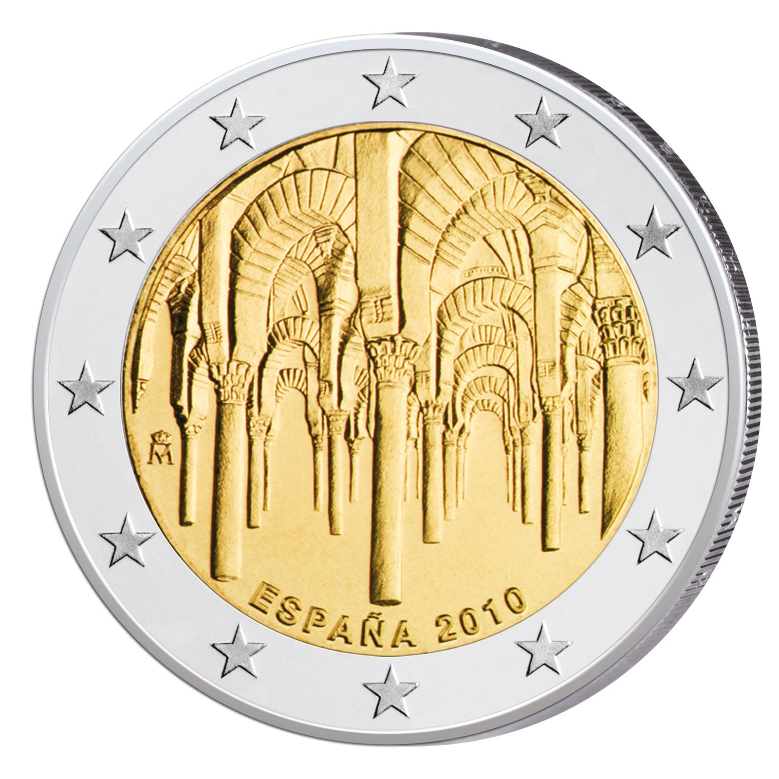 Spaniens 2 Euro Gedenkmünzen Der Unesco Serie Ein überblick