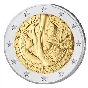 2 Euro-Gedenkmünze 2011 – XXVI. Weltjugendtag Madrid