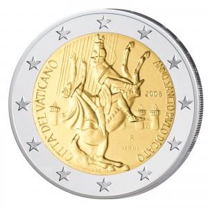 2 Euro-Gedenkmünze 2008 - Paulus Jahr