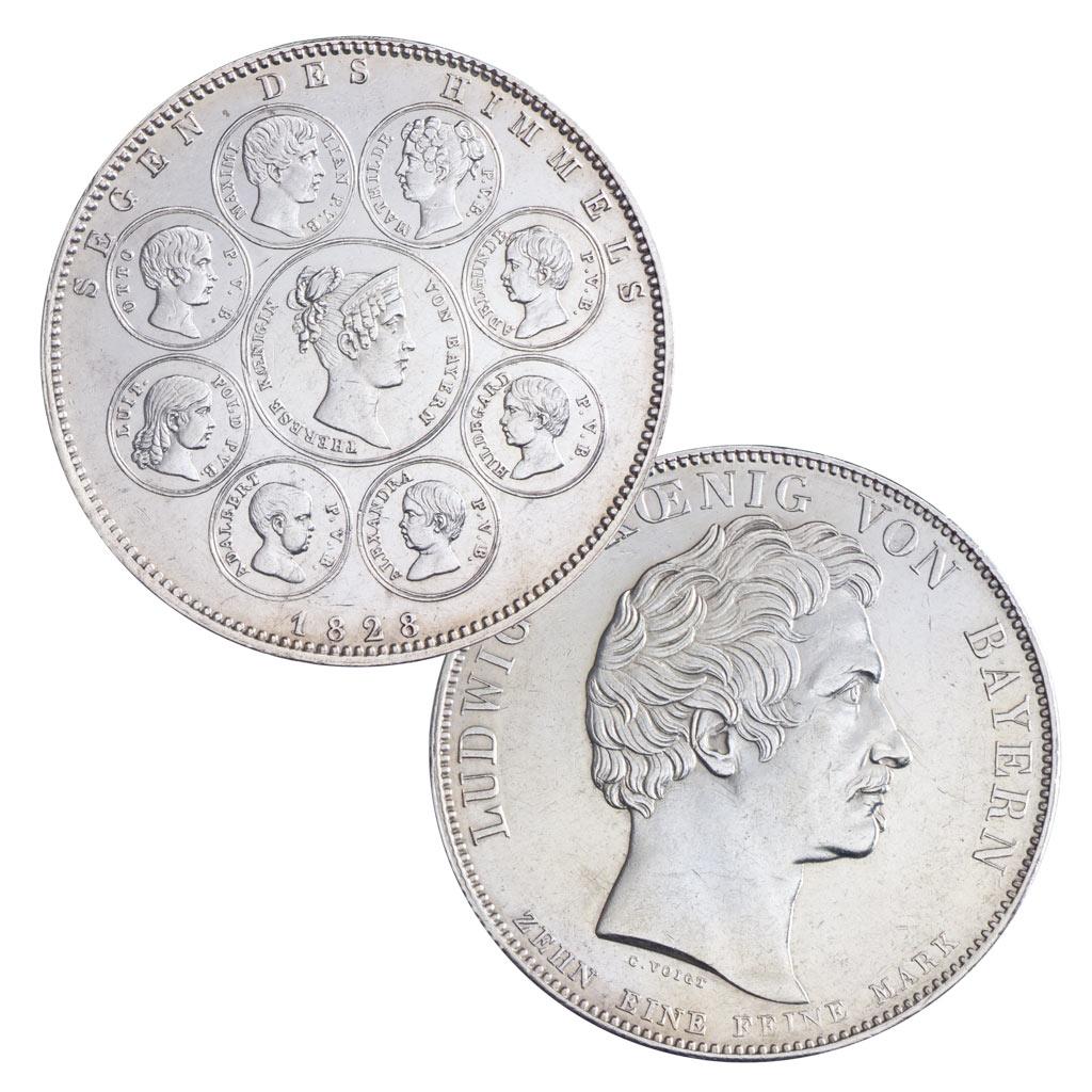 Deutschland Münzen Sammelgebiet Primus Münzen Blog