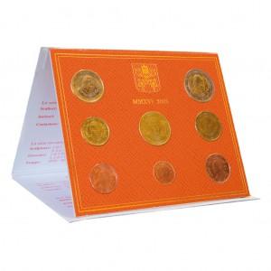 Vatikan Kursmünzensatz 2016 st