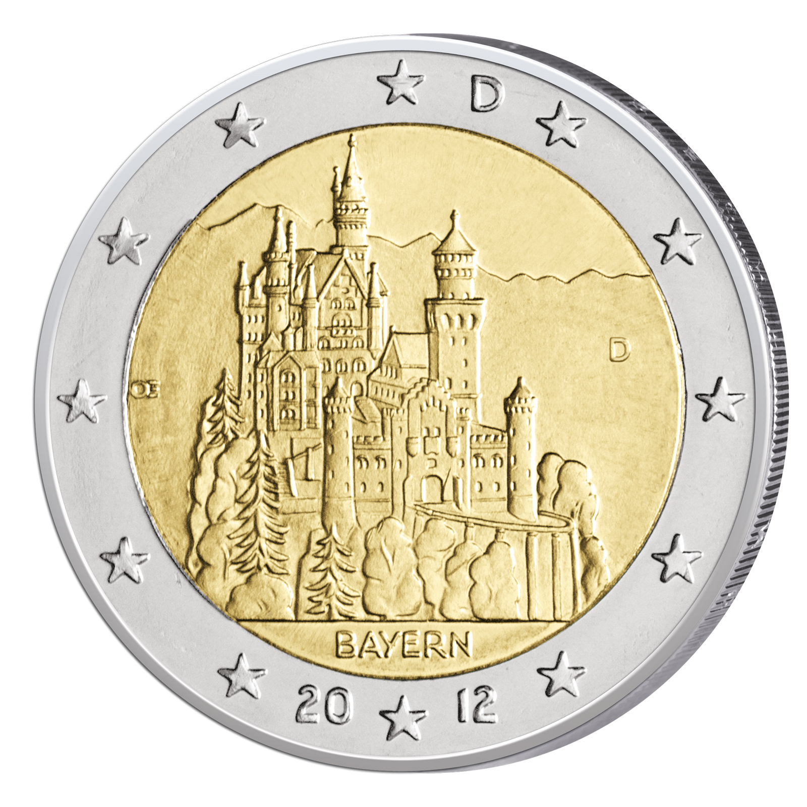 Brd 2 Euro Gedenkmünzen Der Bundesländer Serie Auflagen