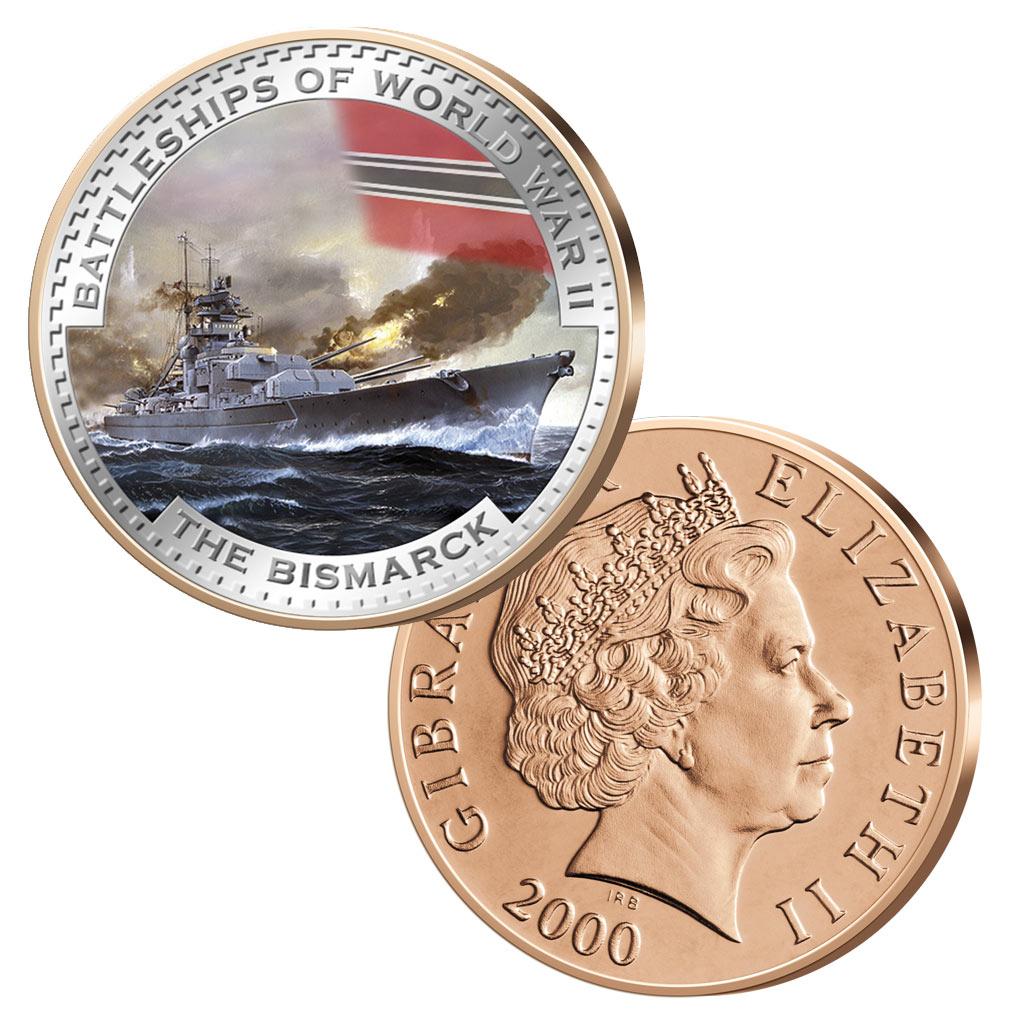 27 Mai 1941 Das Deutsche Schlachtschiff Bismarck Wird Versenkt