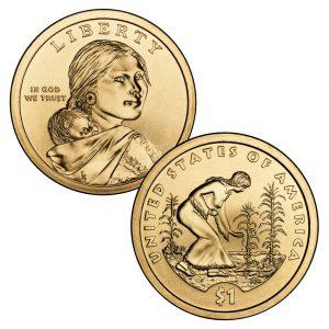 USA 1 Dollar 2009 Sacagawea