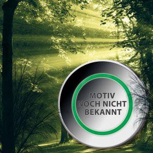 """BRD 5 Euro 2017 - mögliches Thema """"Wälder der Erde"""", grüner Ring"""