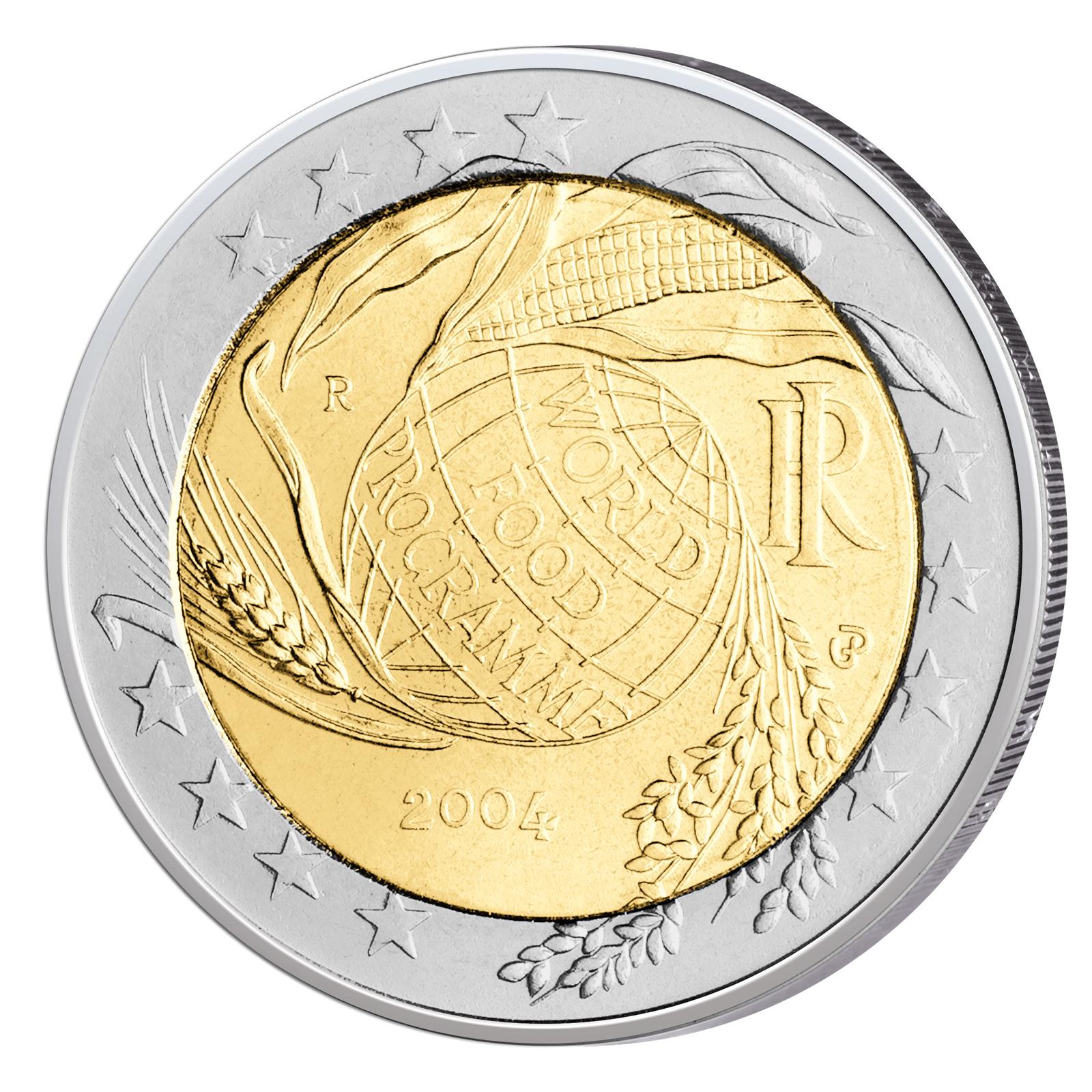 2 Euro Sondermünzen 2004 Primus Münzen Blog