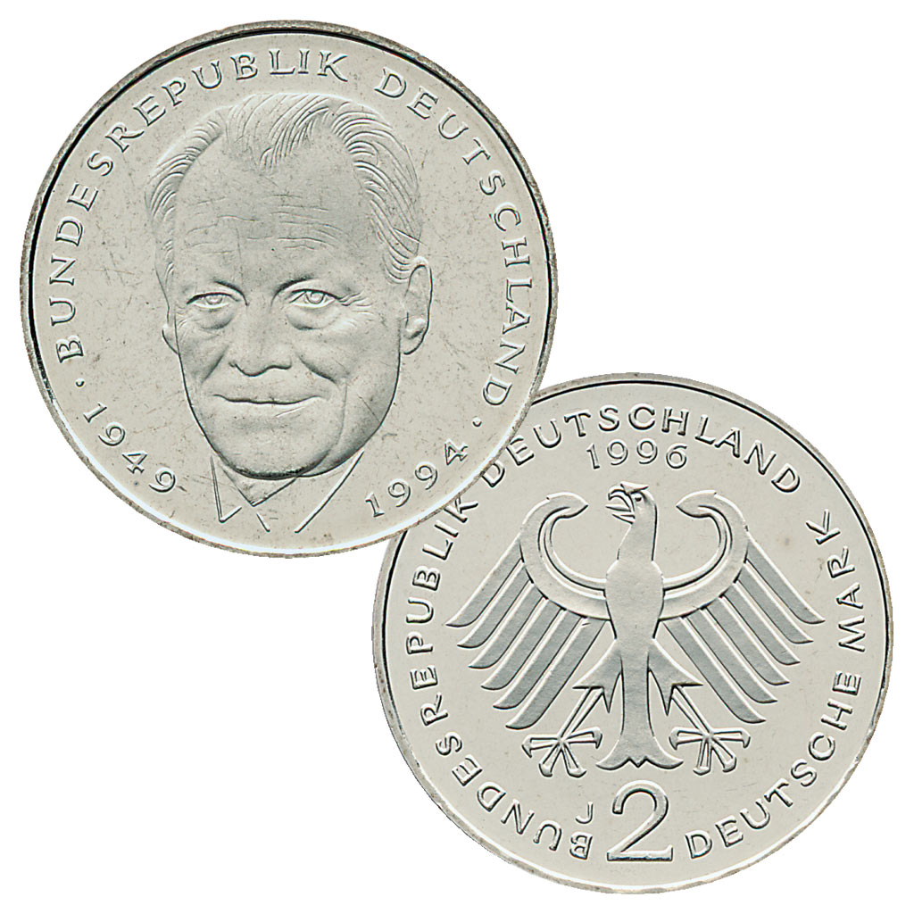 8. Oktober 1992 – Ex-Kanzler und Friedensnobelpreisträger ...