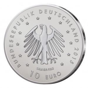 BRD 10 Euro 2015 PP Silber Cranach