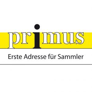 Primus - erste Adresse für Sammler