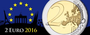 2 Euro Gedenkmünzen 2016 – Münzbilder und Informationen zu den Themen der neuen 2 Euro-Münzen 2016