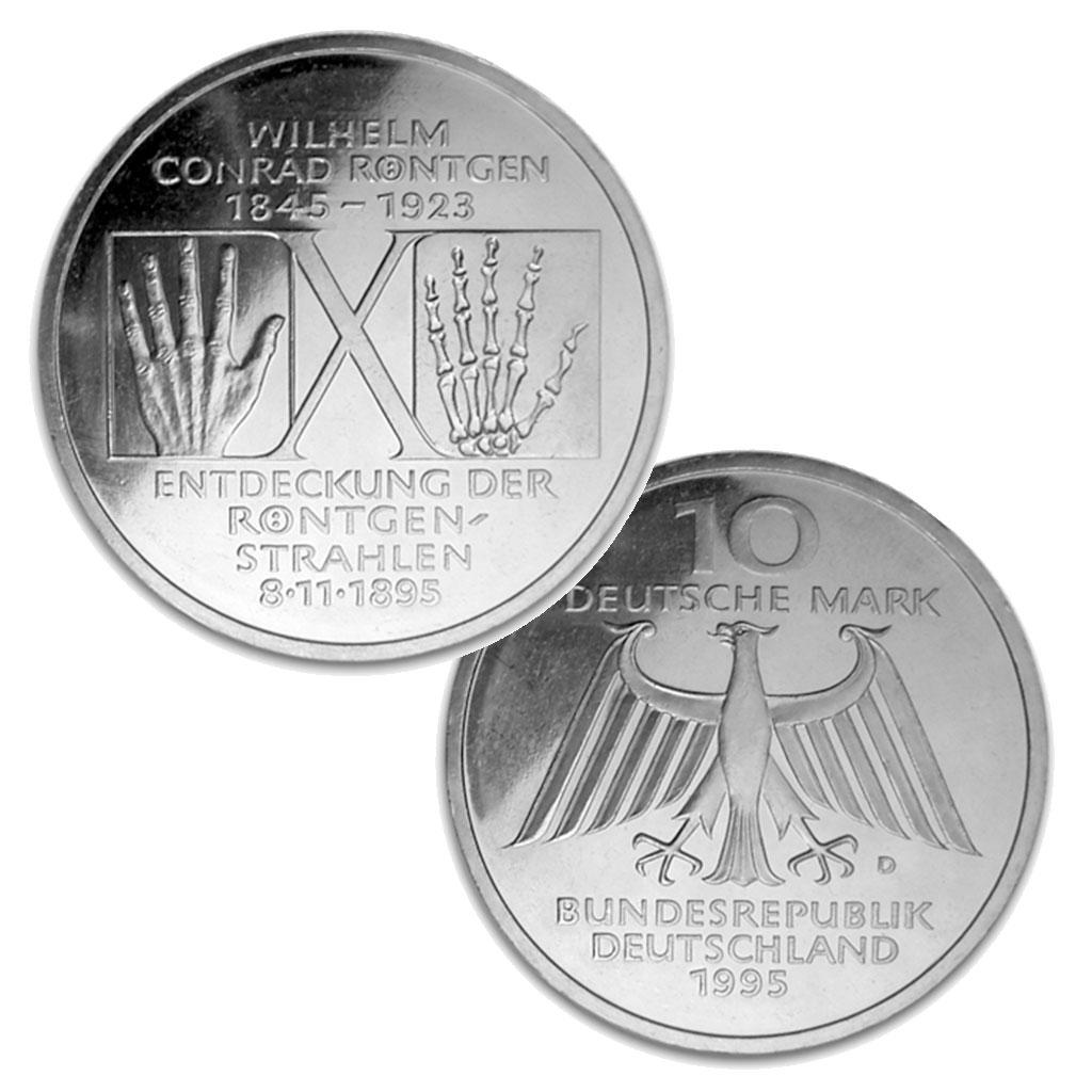 23 Januar 1896 Wilhelm Conrad Röntgen Stellt Vor Der Physikalisch