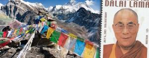 Dalai Lama – eine besondere Briefmarken-Rarität