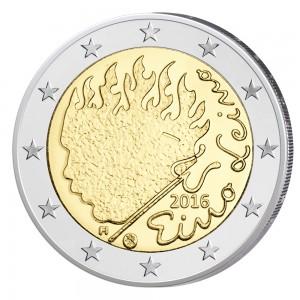 Finnland 2 Euro-Gedenkmünze 2016 – 90. Todestag Eino Leino