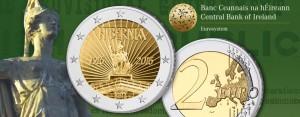 """Irland 2 Euro-Gedenkmünze 2016 """"100. Jahrestag des Osteraufstandes & Proklamation der Republik 1916"""" – Ausgaben und Auflagen"""