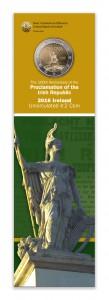 Irland 2 Euro-Gedenkmünze 2016 bankfrisch Lesezeichen