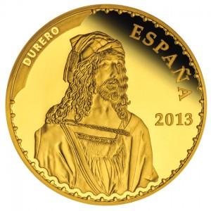 "Spanien 400 Euro 2013 ""Schätze spanischer Museen – Dürer"""