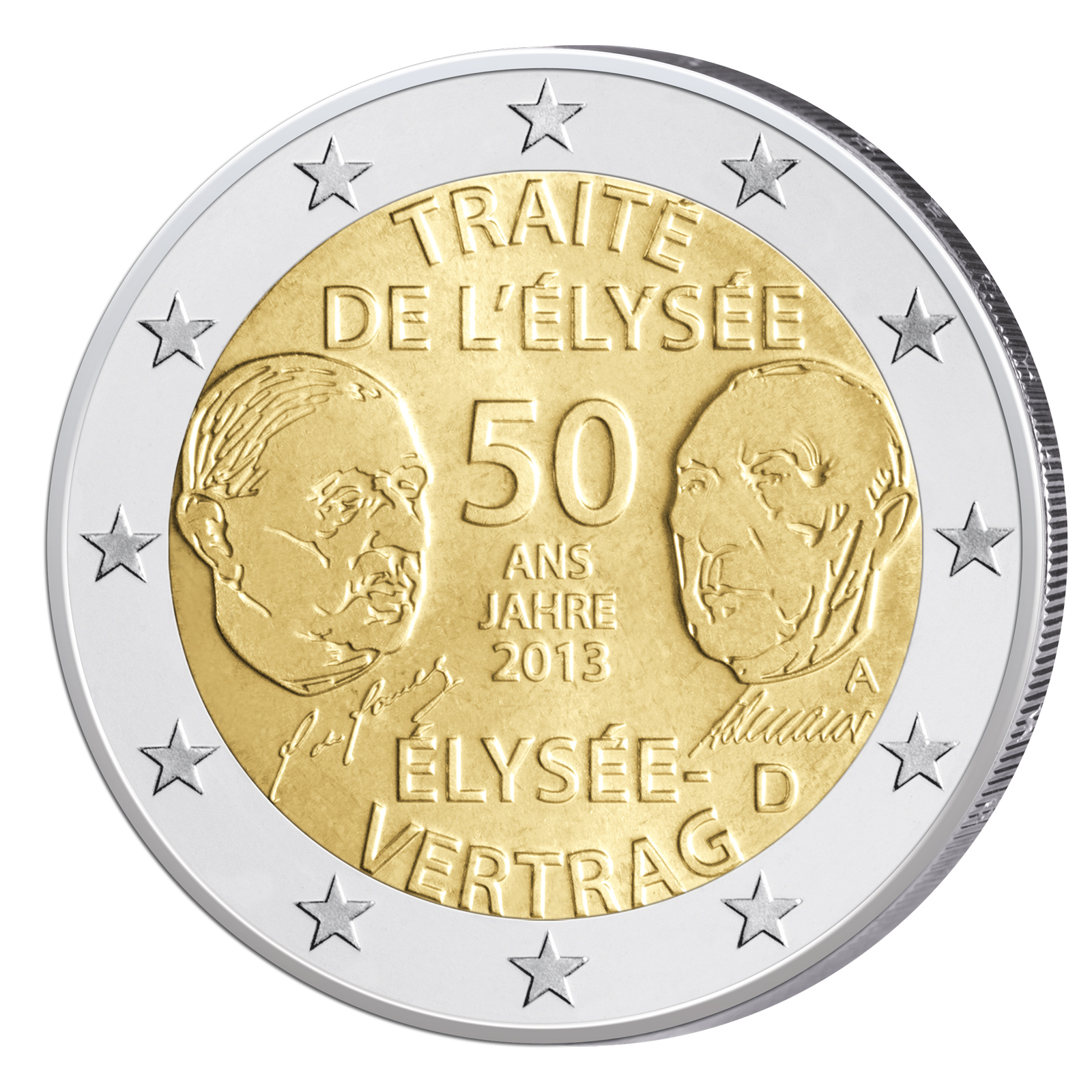 22 Januar 1963 Deutsch Französischer Freundschaftsvertrag