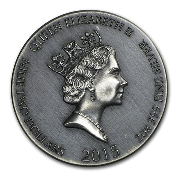 Neue Silbermünzen Serie Die Wikinger 2 Unzen Silber Sammeln