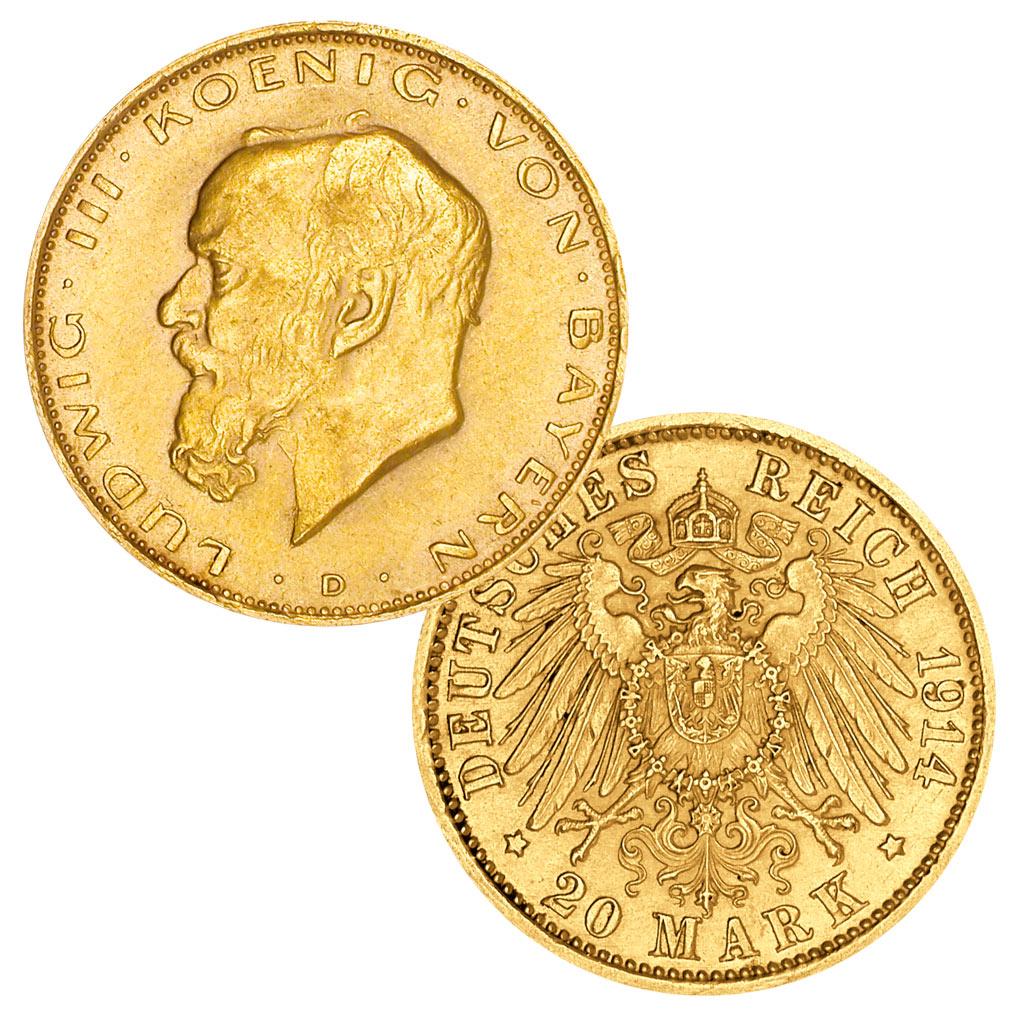 5 November 1913 Ludwig Iii Wird Letzter König Von Bayern