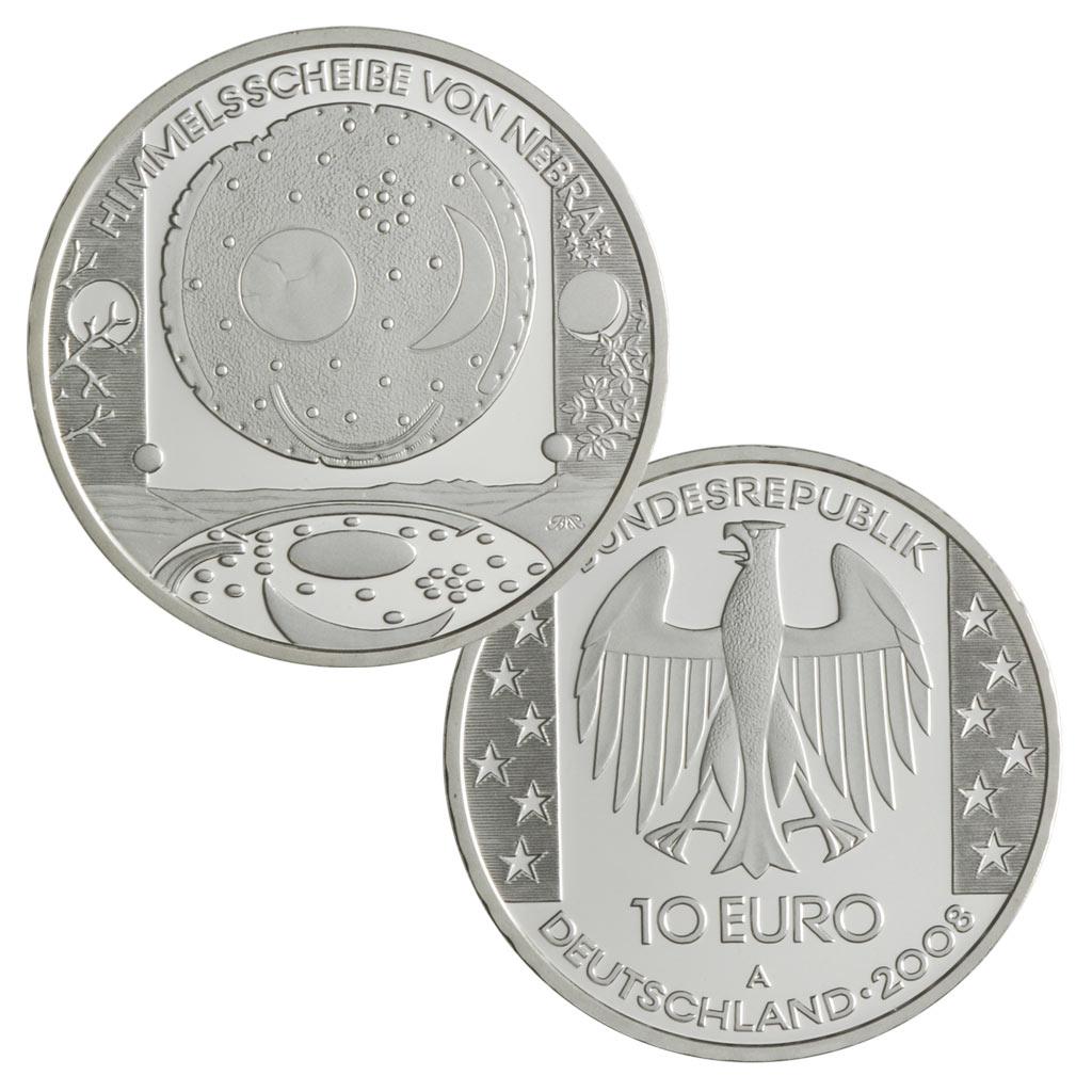 Technische Daten Gedenkmünzen Der Bundesrepublik Deutschland