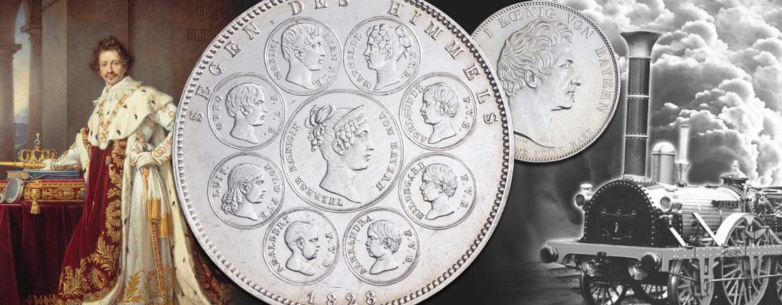 29. Februar 1868 – Ludwig I. von Bayern verstirbt