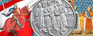 4. Februar 1194 – der in Österreich gefangen gehaltene englische König Richard Löwenherz wird freigelassen