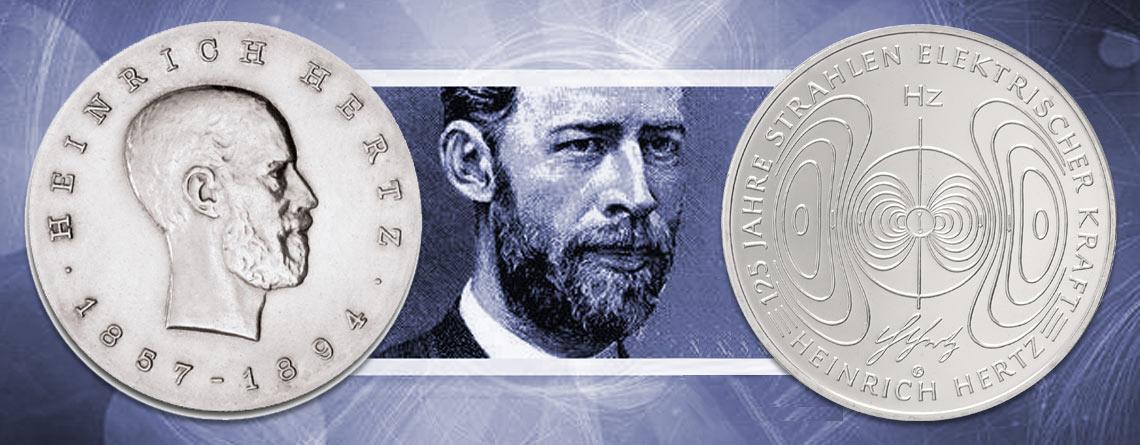 22. Februar 1857 – Heinrich Hertz wird geboren