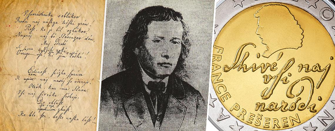8 Februar 1849 Der Slowenische Dichter France Prešeren Verstirbt