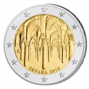 Spanien 2 Euro-Gedenkmünze 2010 - Mezquita von Cordoba