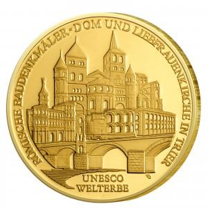 BRD 100 Euro 2009 UNESCO Weltkulturerbe - Trier
