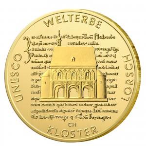 BRD 100 Euro 2014 UNESCO Weltkulturerbe – Kloster Lorsch