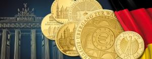 Deutschlands Euro Gold – BRD 100 Euro Goldmünzen 2002 bis heute im Überblick, Themen und Motive