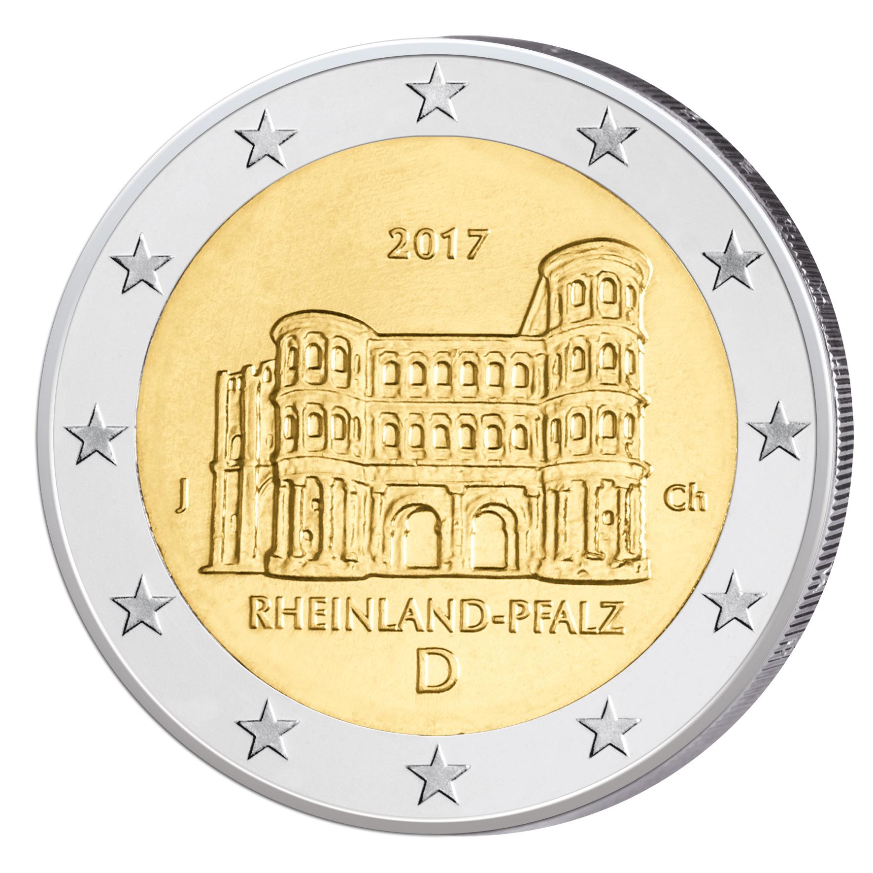 2€ Münzen Bundesländer
