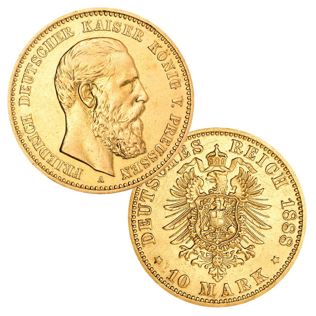 9 März 1888 Friedrich Iii Wird Deutscher Kaiser Für 99 Tage