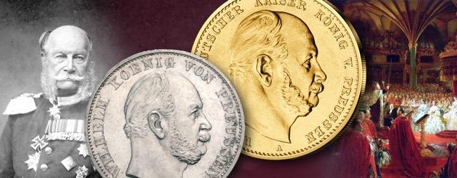 22. März 1797 – Wilhelm I., späterer König von Preußen und erster deutscher Kaiser, wird geboren