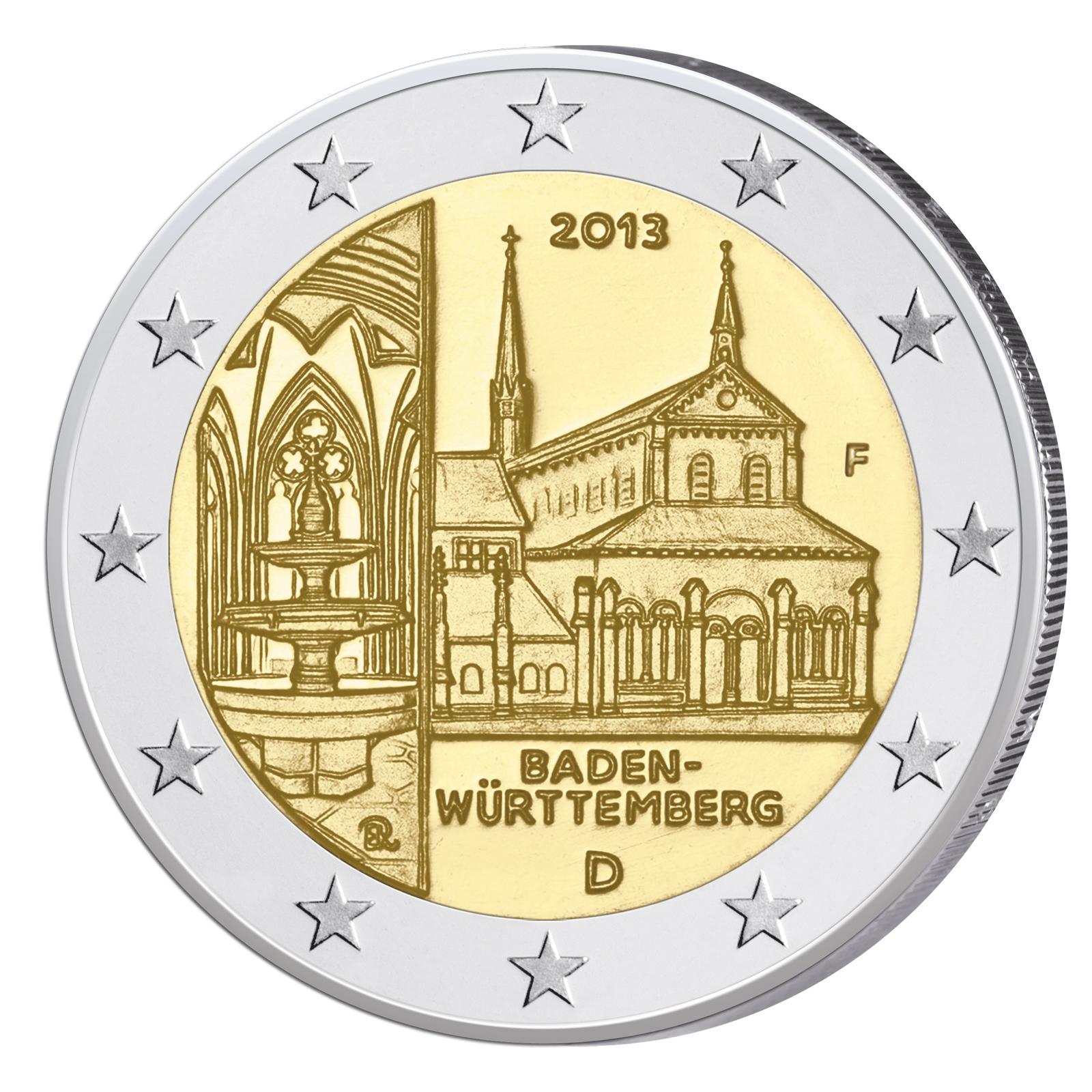 2 Euro Sondermünzen 2013 Primus Münzen Blog