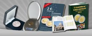 Sind Ihre Münzen 4.000 Euro oder 2 Euro wert? Zubehörtipp – Werte erkennen!