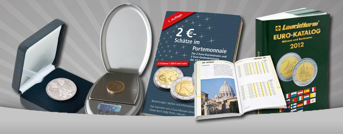 Sind Ihre Münzen 4.000 Euro oder 2 Euro wert? Zubehörtipp – Werte erkennen