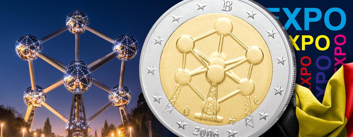 17. April 1958 – in Brüssel wird die Expo 58, die erste Weltausstellung seit 1939, eröffnet