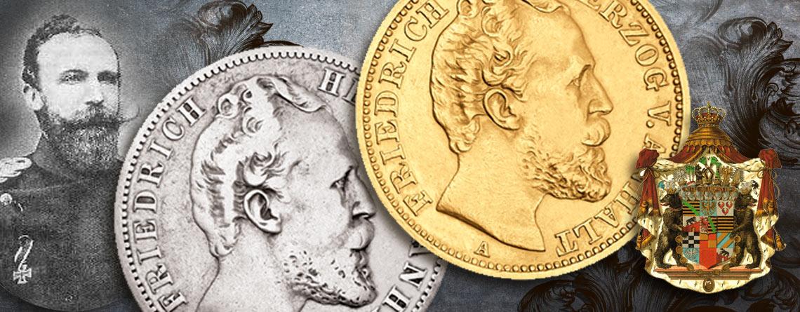 29. April 1831 – Friedrich I. von Anhalt wird geboren