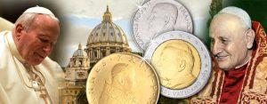27. April 2014 – Heiligsprechung von Johannes XXIII. und Johannes Paul II.