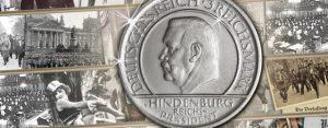 26. April 1925 – Paul von Hindenburg wird zum Reichspräsidenten der Weimarer Republik gewählt