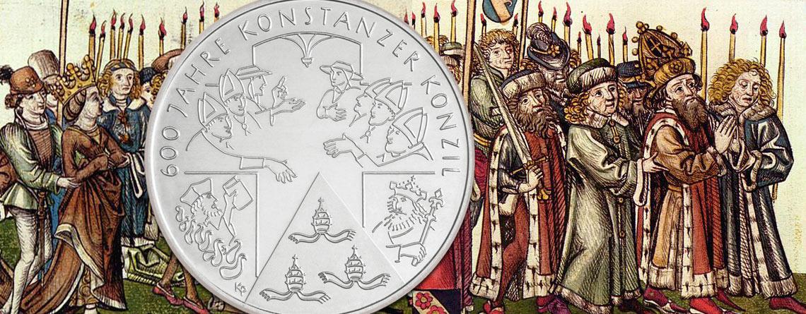 22. April 1418 – Konstanzer Konzil endet