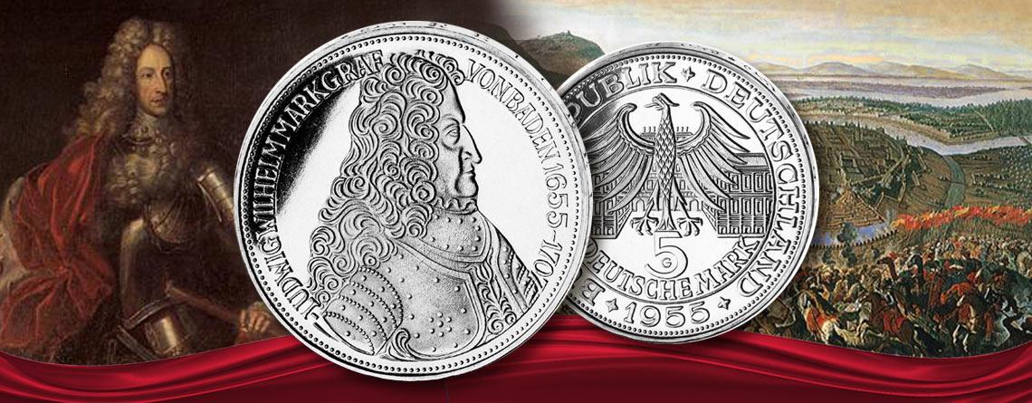 8. April 1655 – Geburtstag des Markgrafen Ludwig Wilhelm von Baden