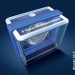 Offizielle Verpackung der BRD 5E uro 2016 Planet Erde in Polierter Platte