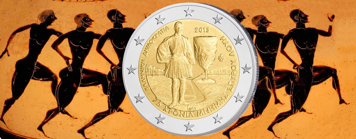 10. April 1896 – der erste olympische Marathonlauf findet statt
