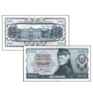Österreich 1.000 Schilling