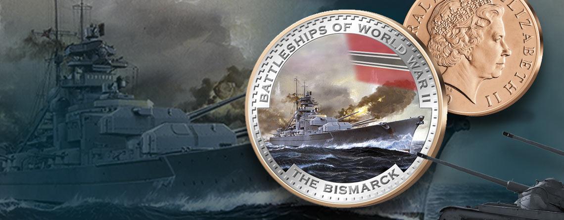 27. Mai 1941 – das deutsche Schlachtschiff Bismarck wird versenkt